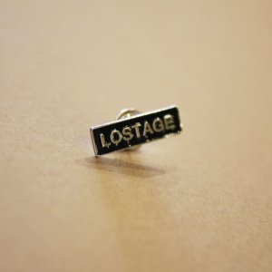 画像: LOSTAGE / PIN BADGE