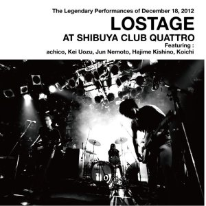 画像: LOSTAGE / LOSTAGE AT SHIBUYA CLUB QUATTRO ( CD )